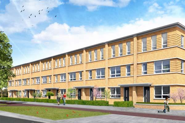 Woningbouw Laakkwartier Leiden
